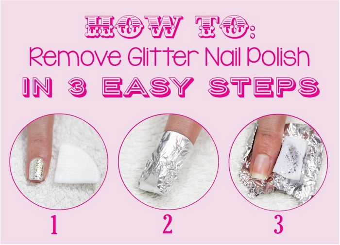 how to take off glue on fake nails