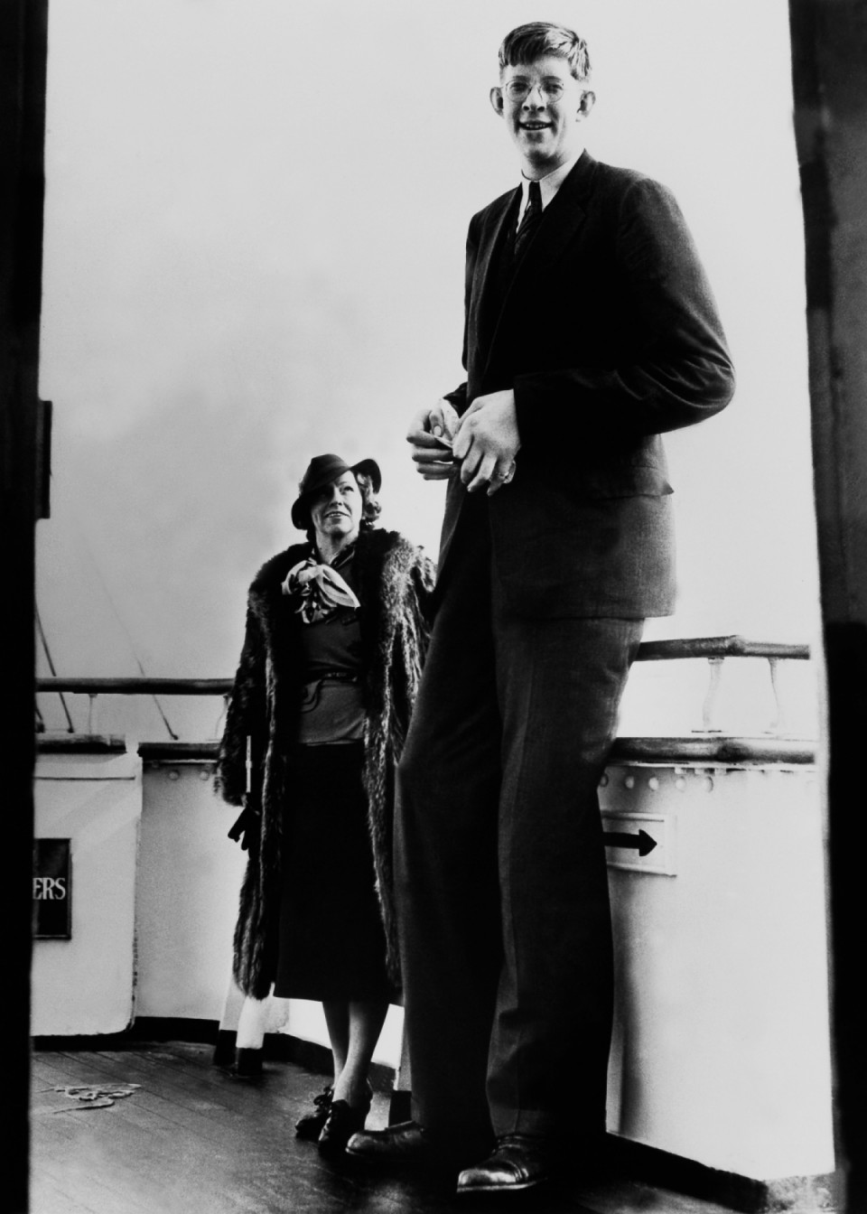 robert wadlow queen mary
