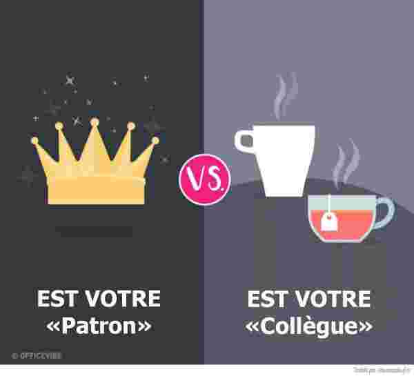 différence, chef, leader, travail, quotidien